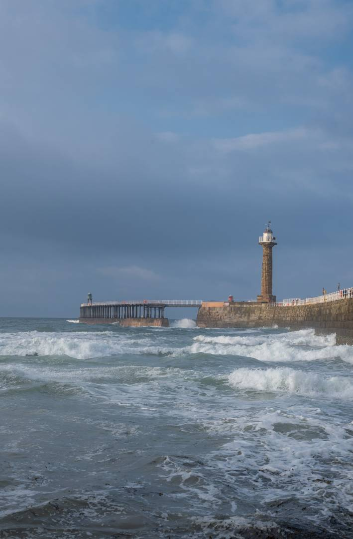 Whitby West Pier - Nikon Df