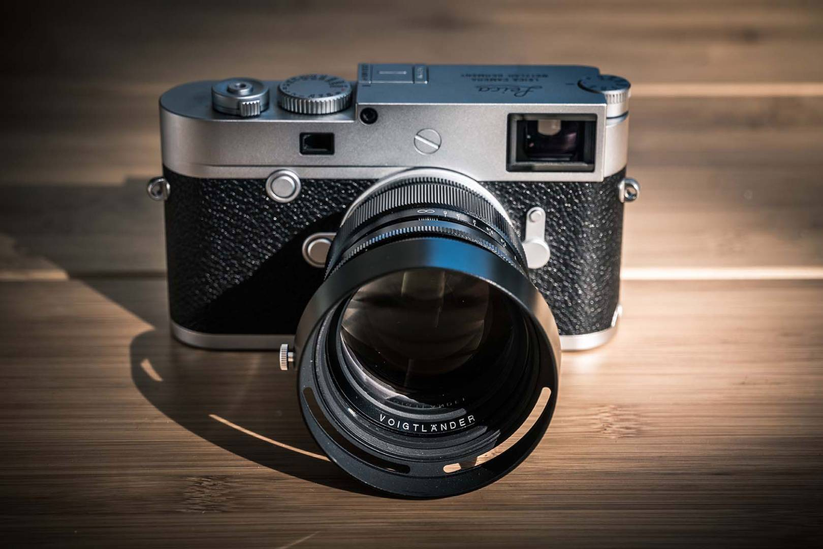 Voigtlaender 75mm Nokton on Leica M10-P
