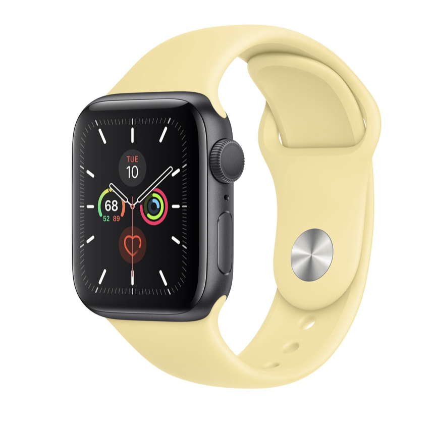 Savvy buyers choose the cheapest Apple Watch with aluminium case and a low-cost strap