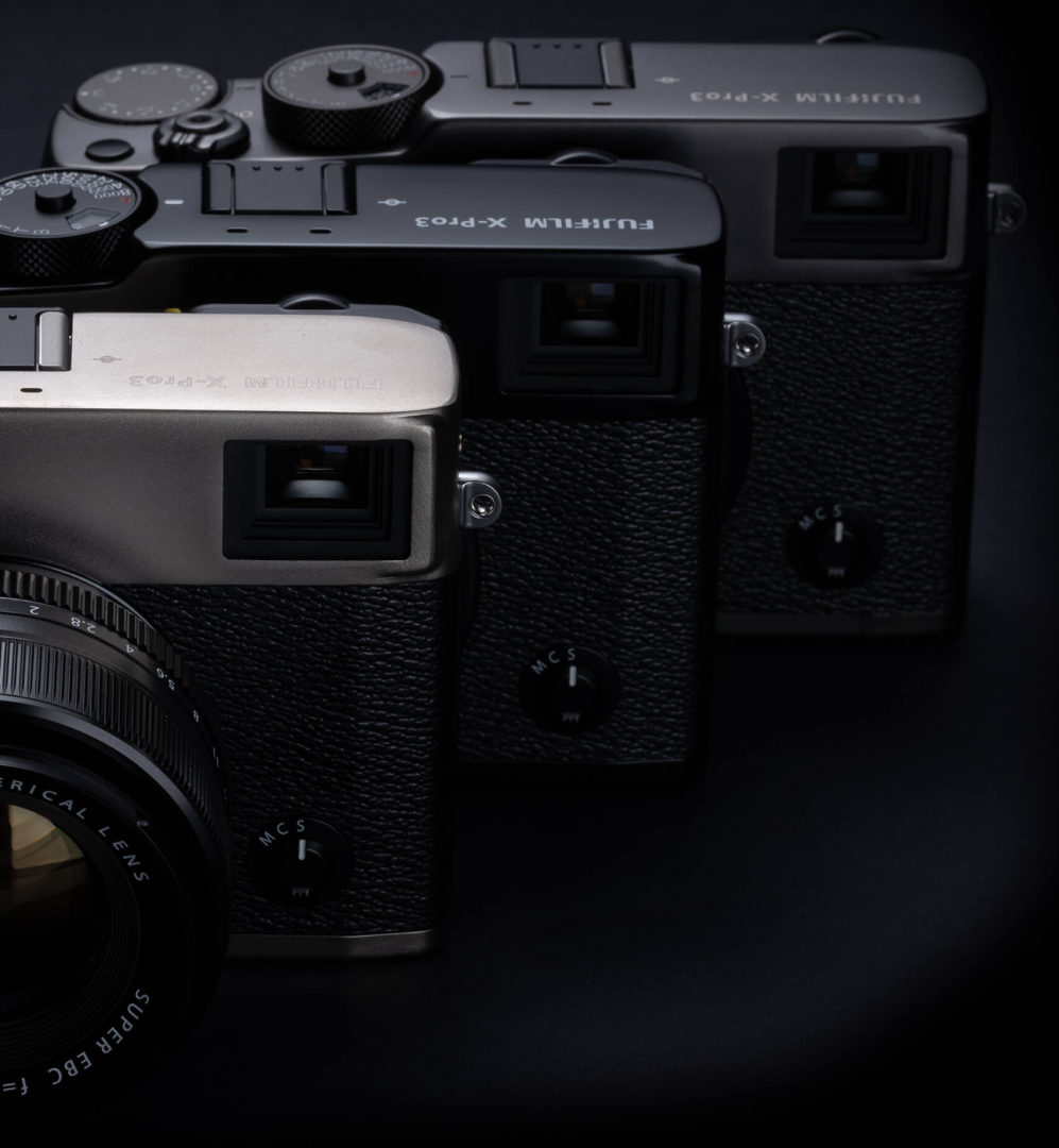 Fuji X-Pro 3: The Review that is not a review