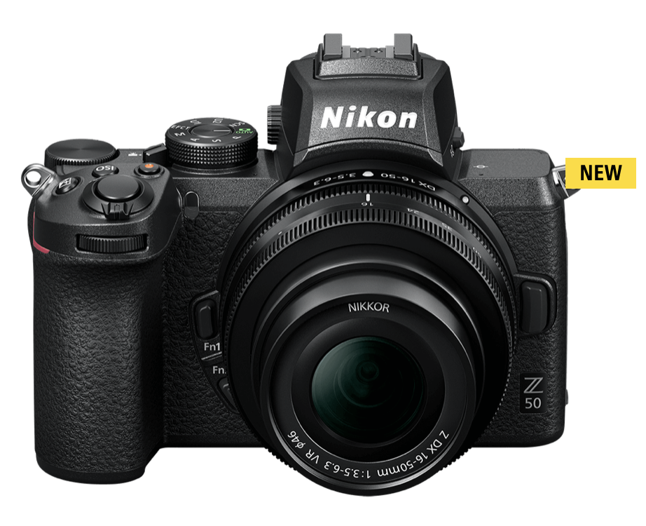 Nikon enters APS-C mirrorless market