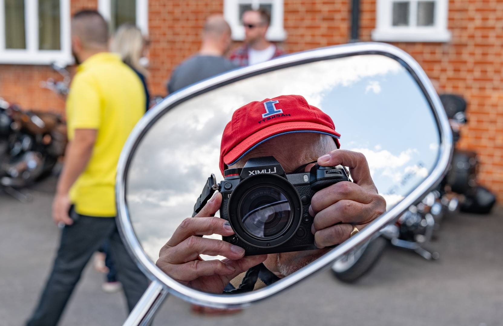 The Sigma and Panasonic Lumix S1 create a very handleable and effective combination (Image Mike Evans)
