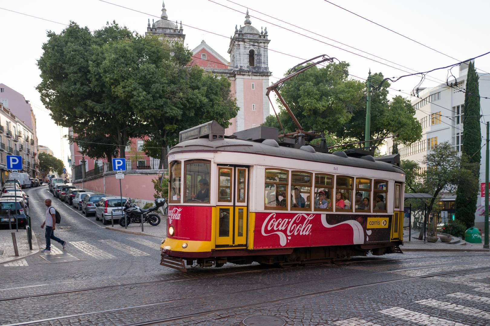 Essential Lisbon: The wonderful trams.