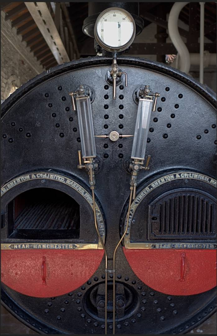 Boiler Detail   Fuji X-T10 + 23mm f/1.4