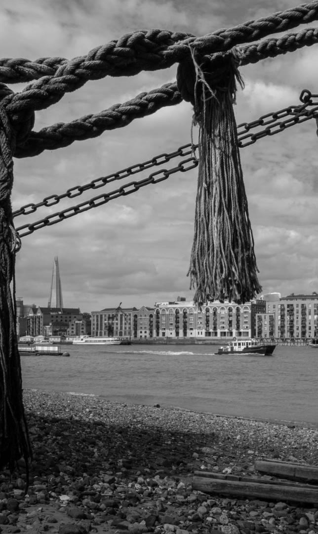 Old ropes still at work