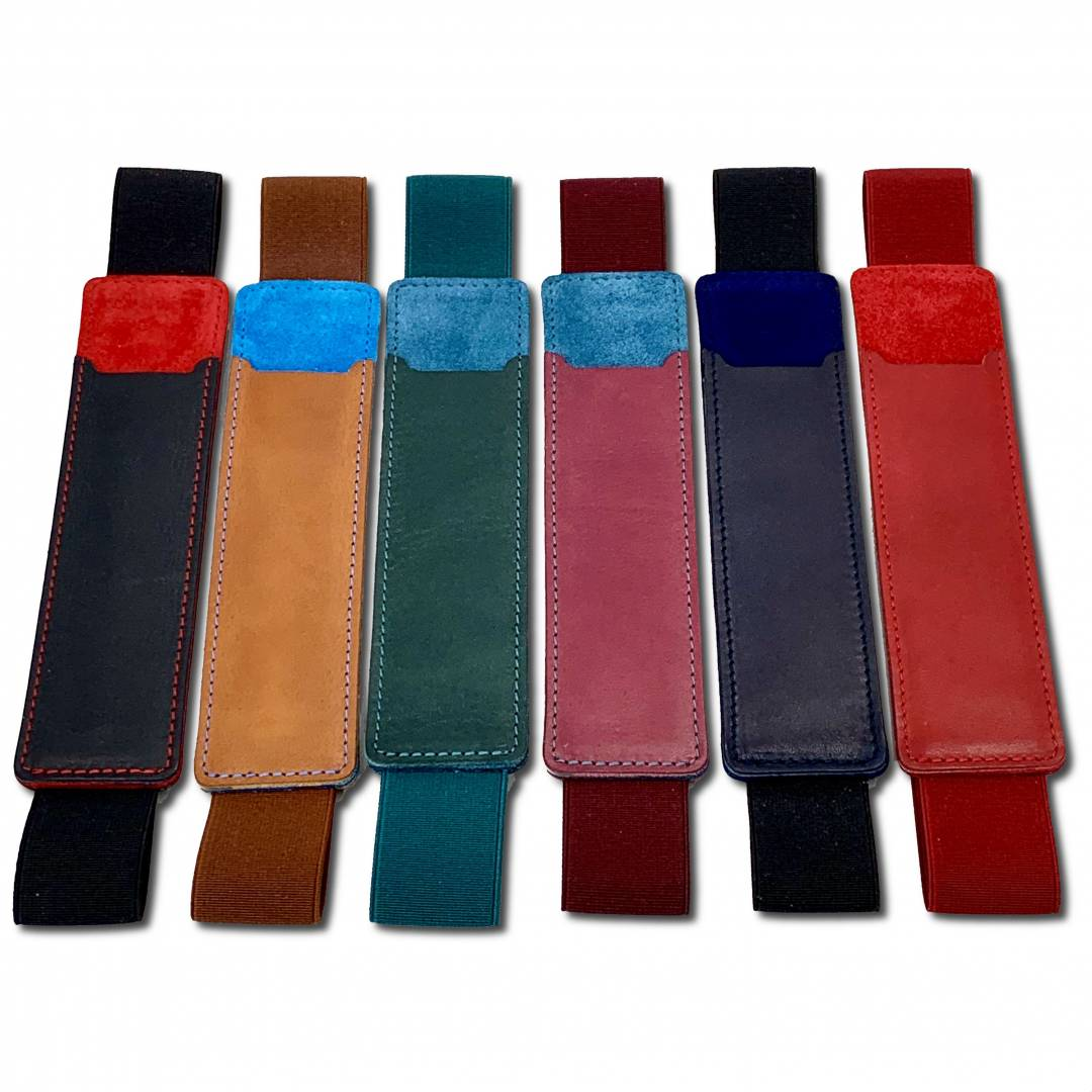 The pen case costs £29 and comes in all the William Hannah stock colours. If you wish to customise your colours the cost goes up to £40.