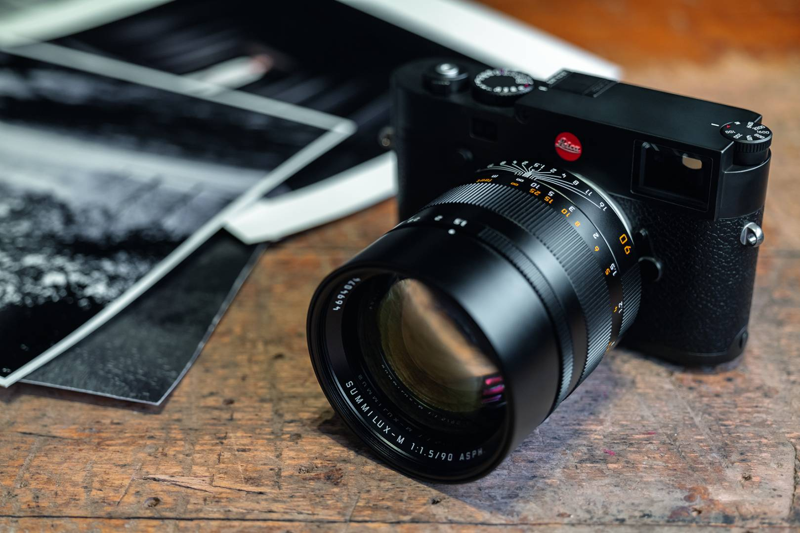 Leica Summilux-M 90mm f/1.5 ASPH announced