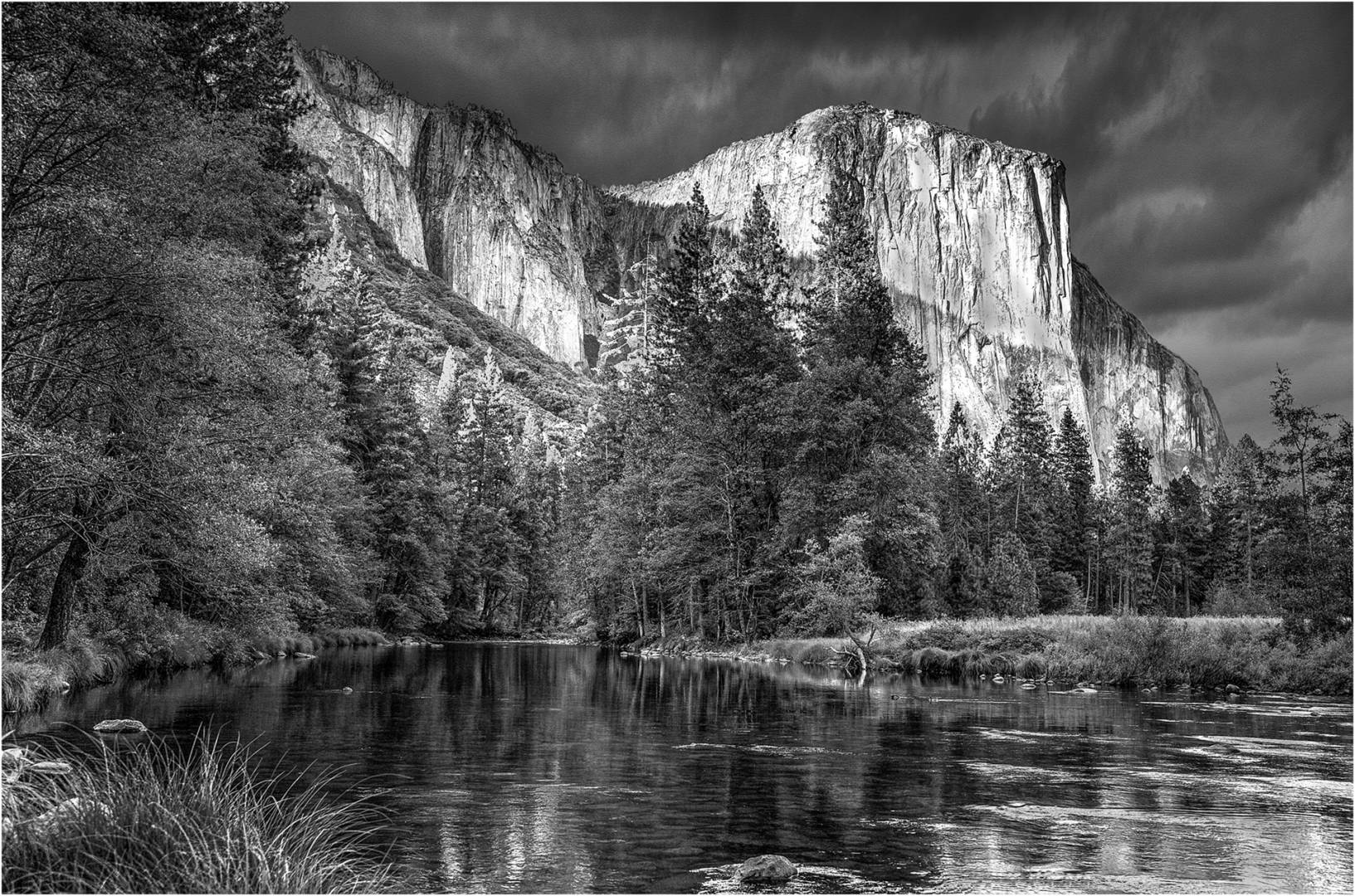 El Capitan – taken a number of years ago with a Leica M9 Monochrom and Tri-Elmar lens set at 50mm