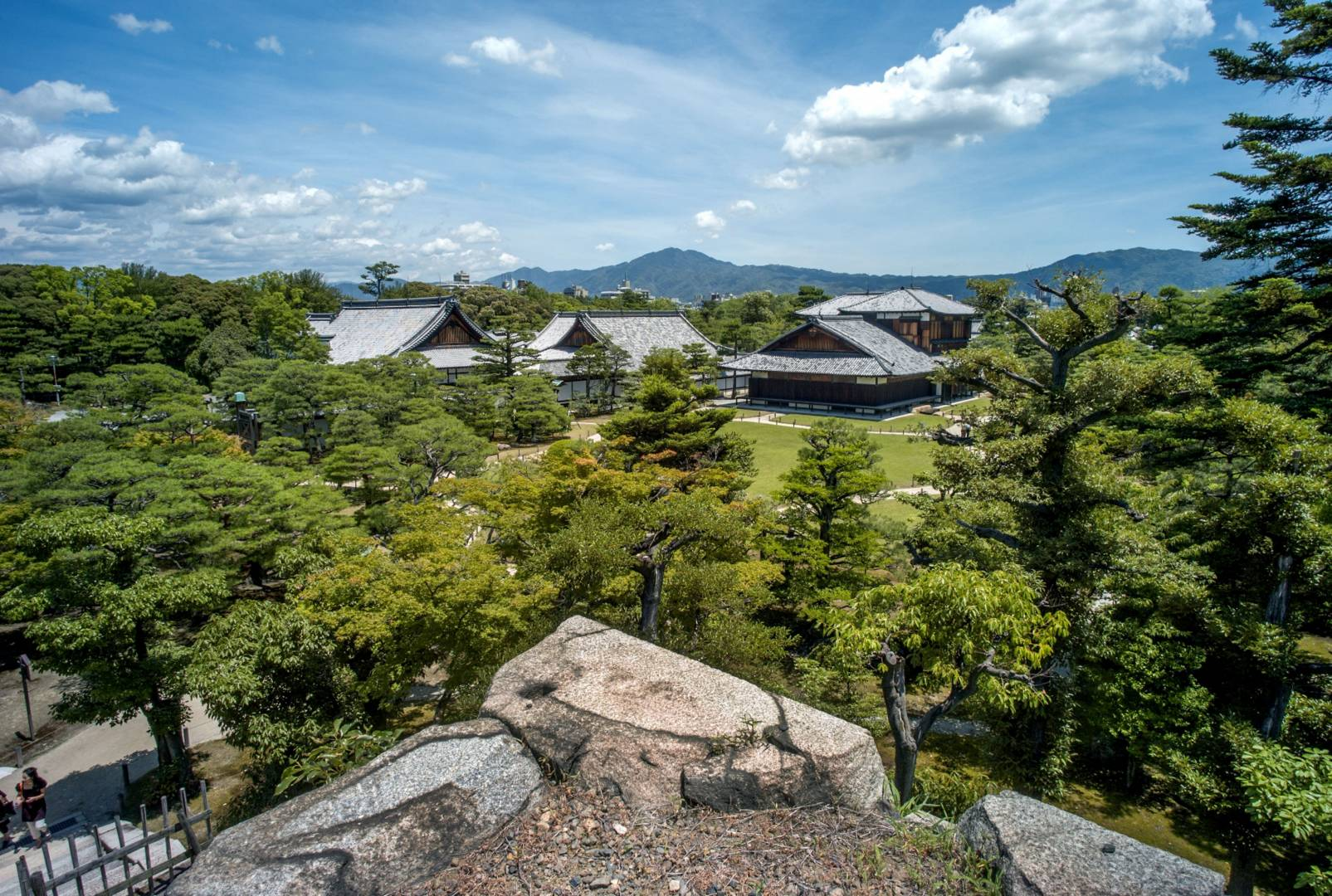 Ninomaru Palace Kyoto, Leica M8 28mm Voigtländer 1.9