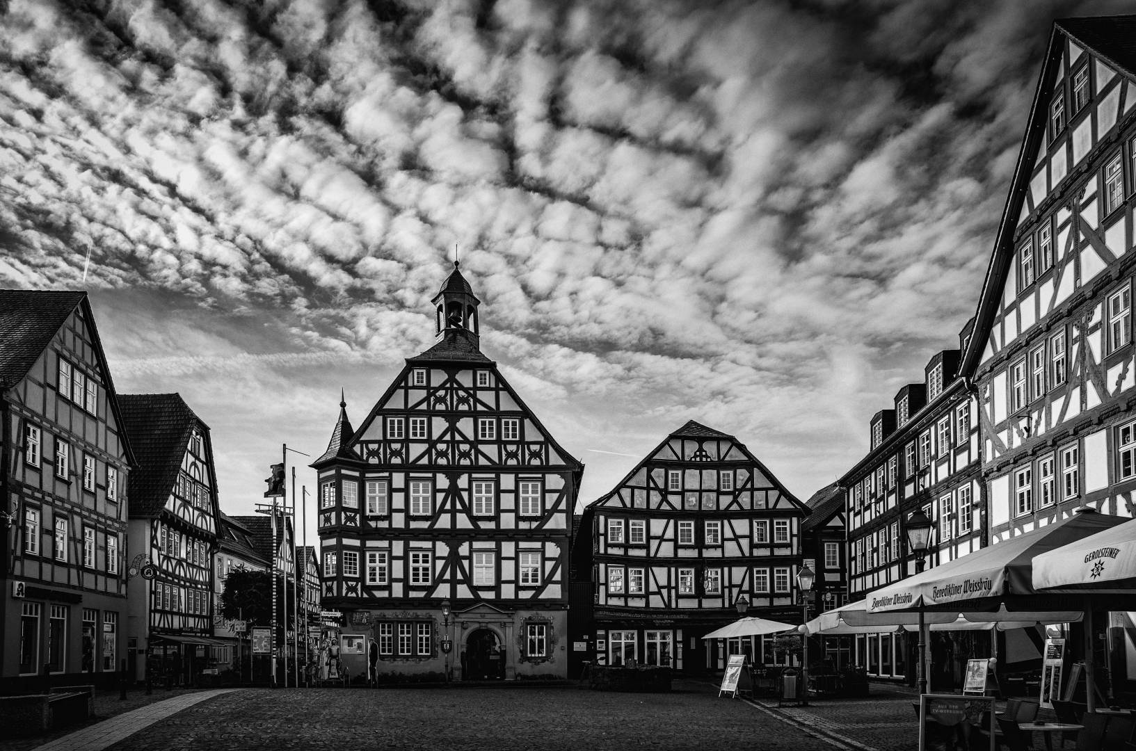 Wetzlar town centre, home of the Monochrom
