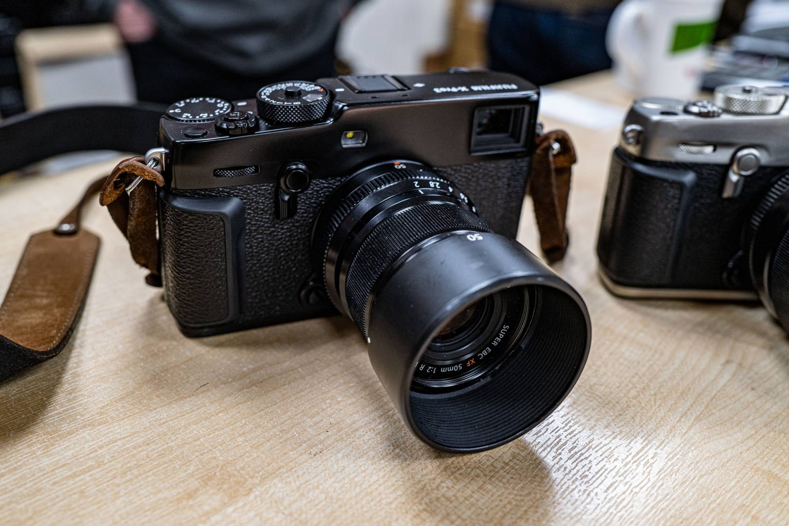 During the past ten years it is Fuji that has made the running in APS-C mirrorless cameras. The new X-Pro 3 out Leicas Leica in the control department. It's a far cry from the perhaps too clever T and CL. If Leica wants to stay in the market, some development is necessary. Image Mike Evans, Leica Q2