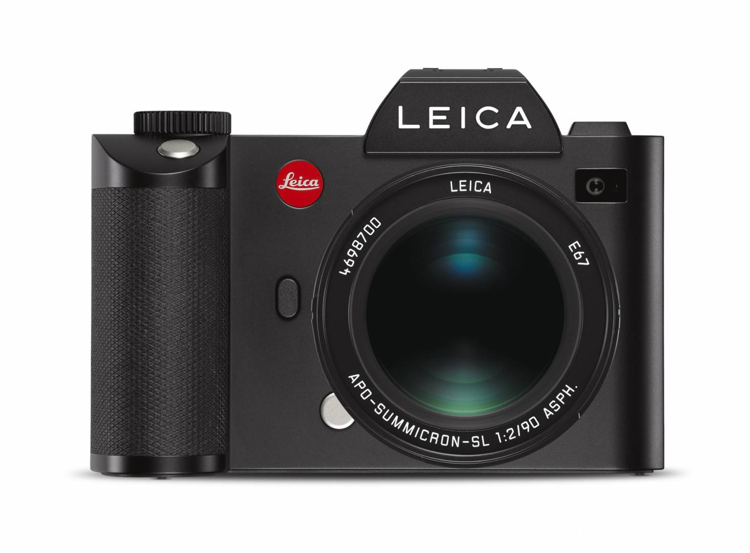 The SL 601 also receives an L-Mount lens compatibility upgrade as well as some of the video features seen on the SL2 (Image Leica Camera AG)