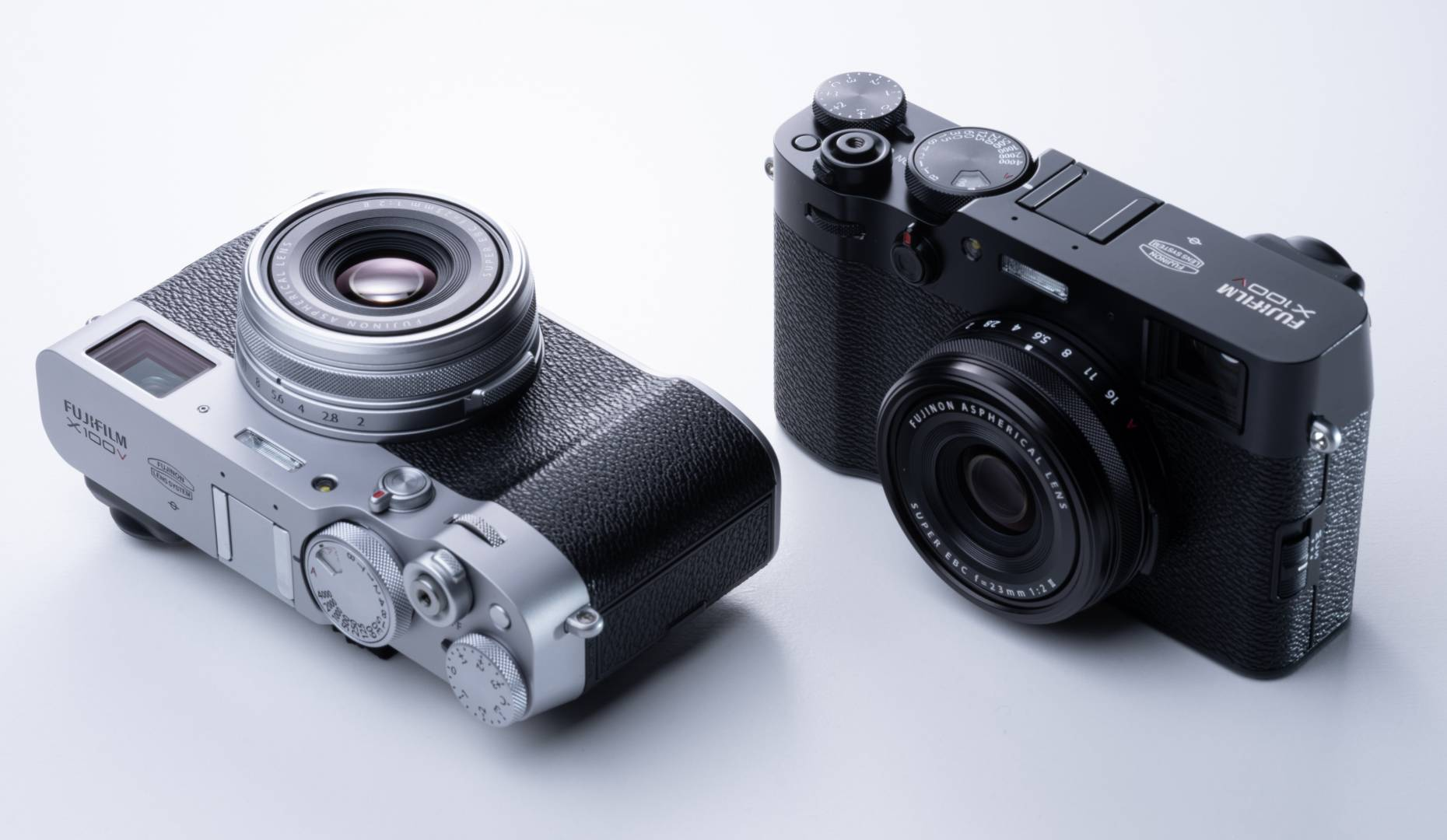 The silver model arrives on February 27 with the all-black X100V following a month later.