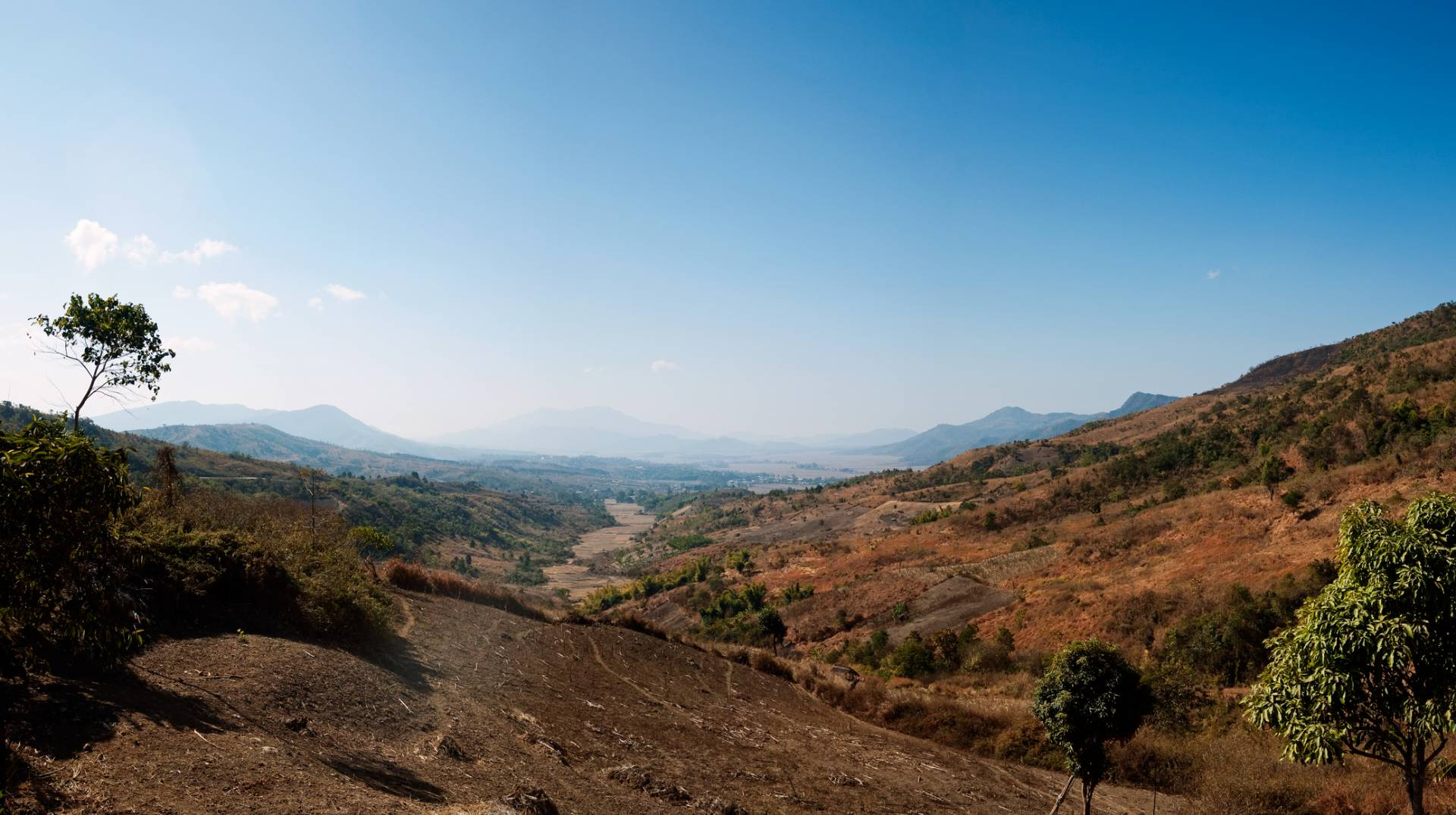 The Imphal Plain