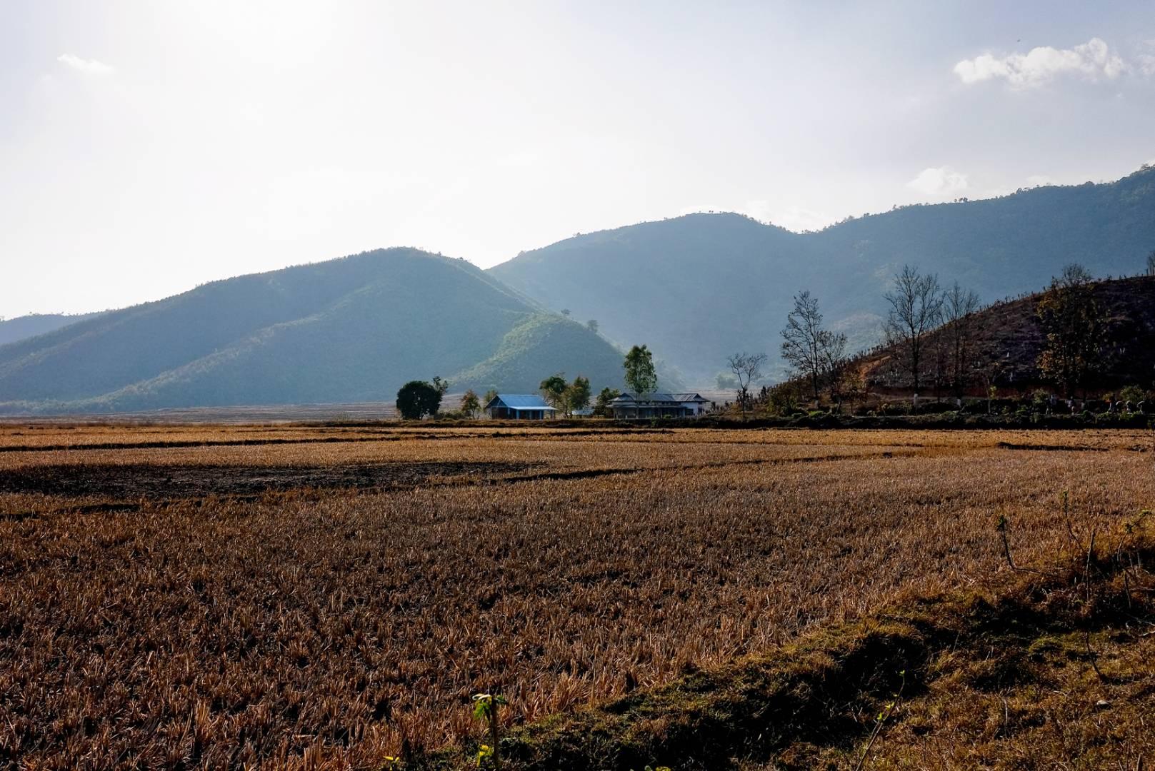 The Battlefield of Nungshigum