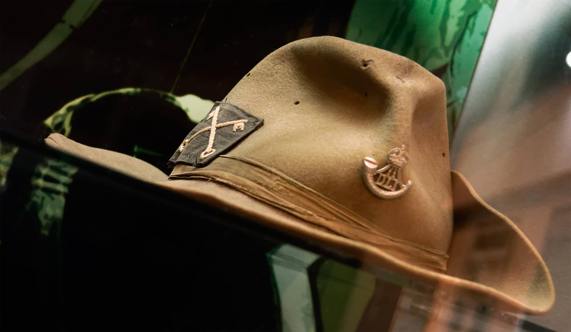 The Crossed Keys: 2nd Infantry Division, Kohima WWII Museum