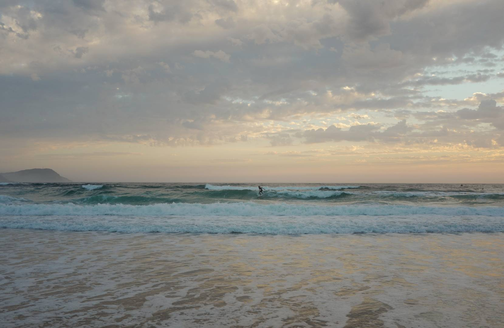 The last word on social distancing: Could surfing be the last safe pastime?