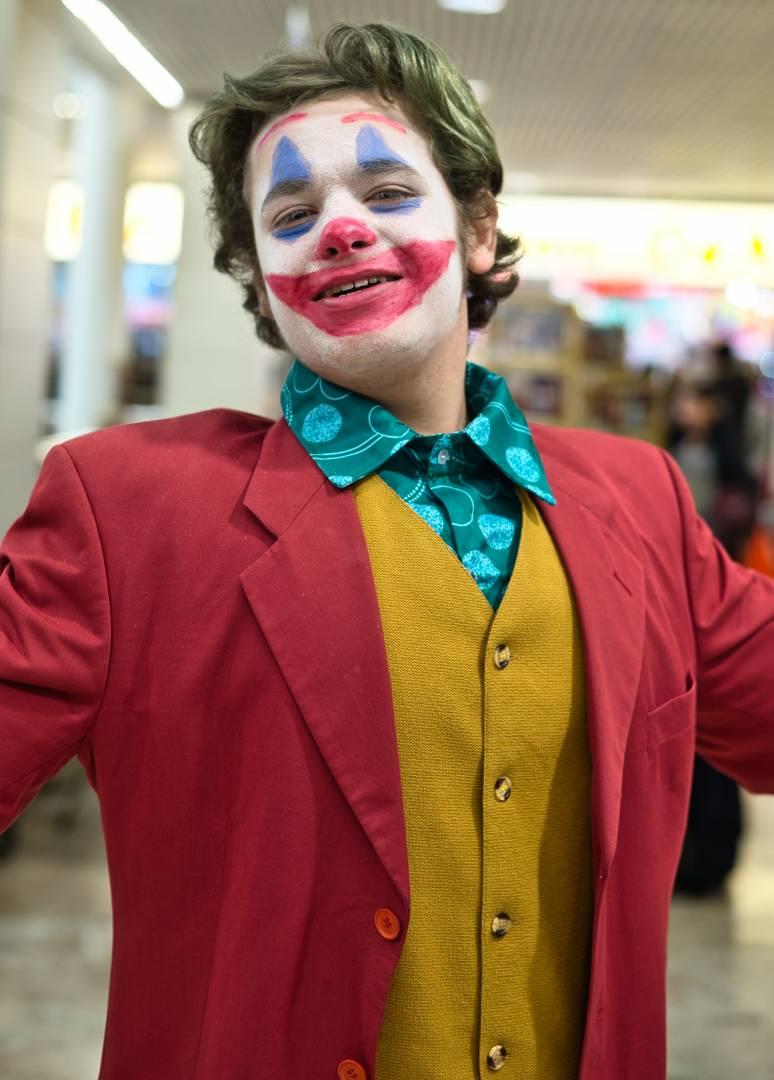 The Joker – Shot on Nikon Df, 50mm 1.8G