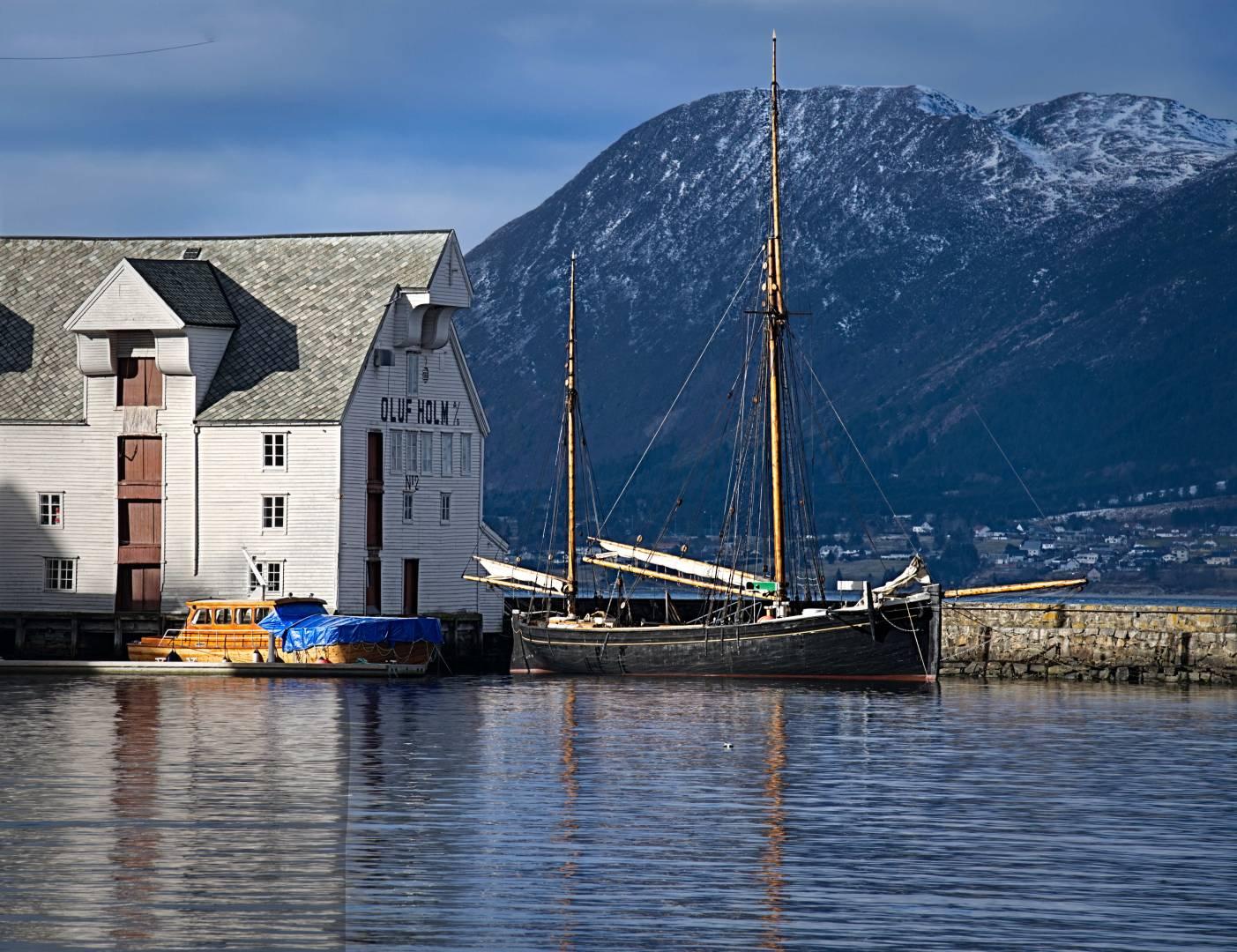 Alesund Harbour