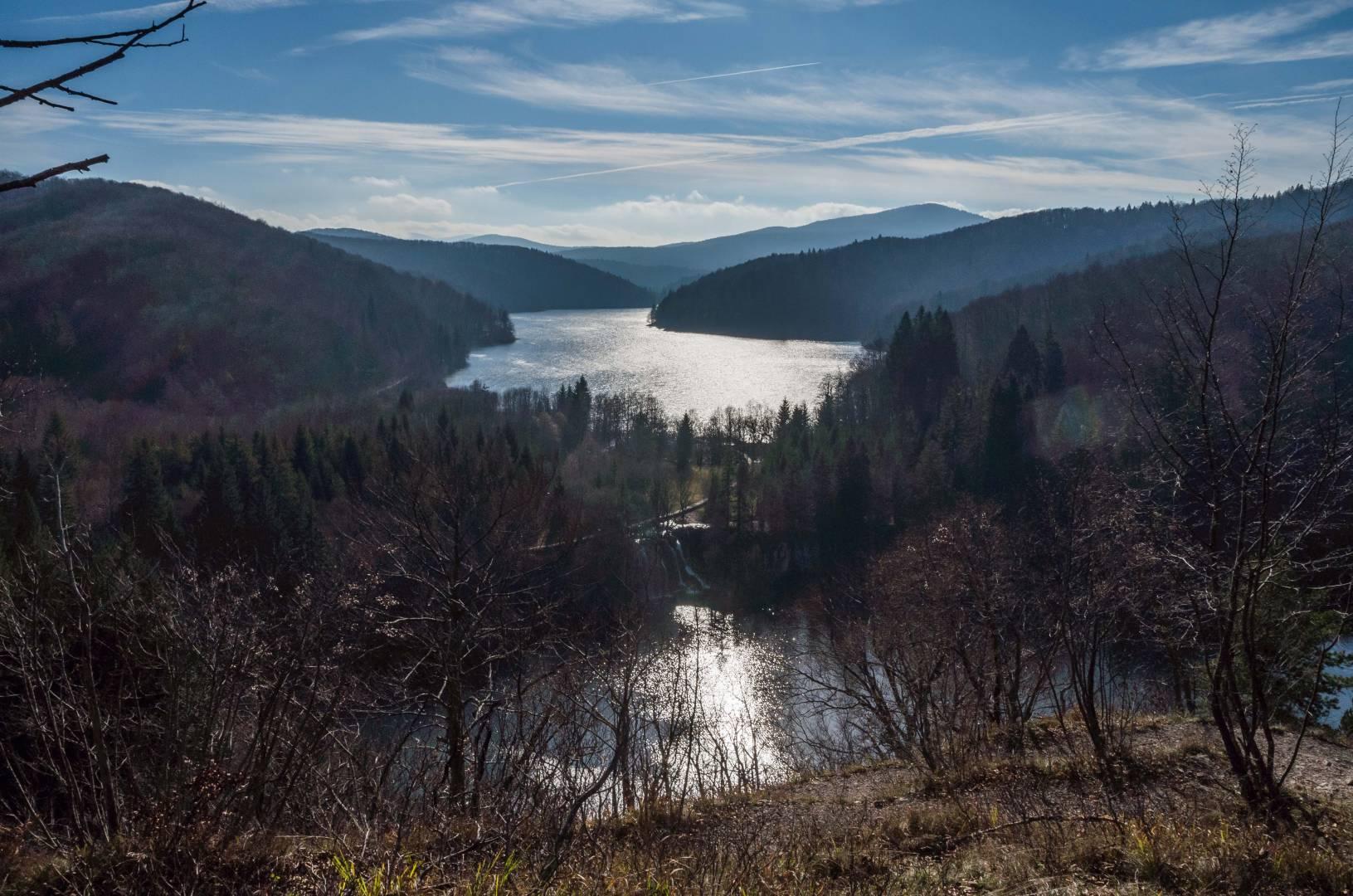 Prošćansko and Ciginovac lakes