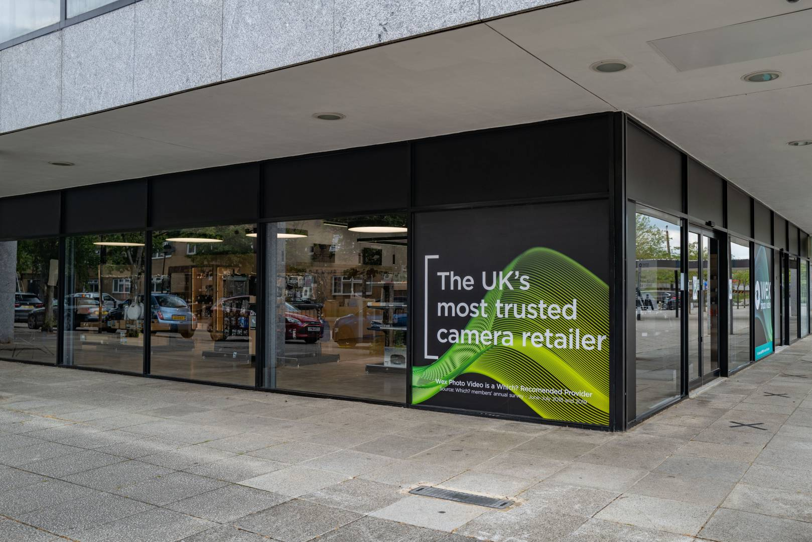 Wes Photo Video's new 3000sq ft flagship store in leafy Milton Keynes