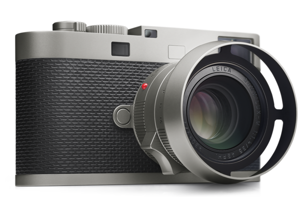 I've been a fan of the idea of a simply, screenless digital M since this gorgeous lug-less M60 Special Edition arrived early in 2015 (Image Leica Camera AG)