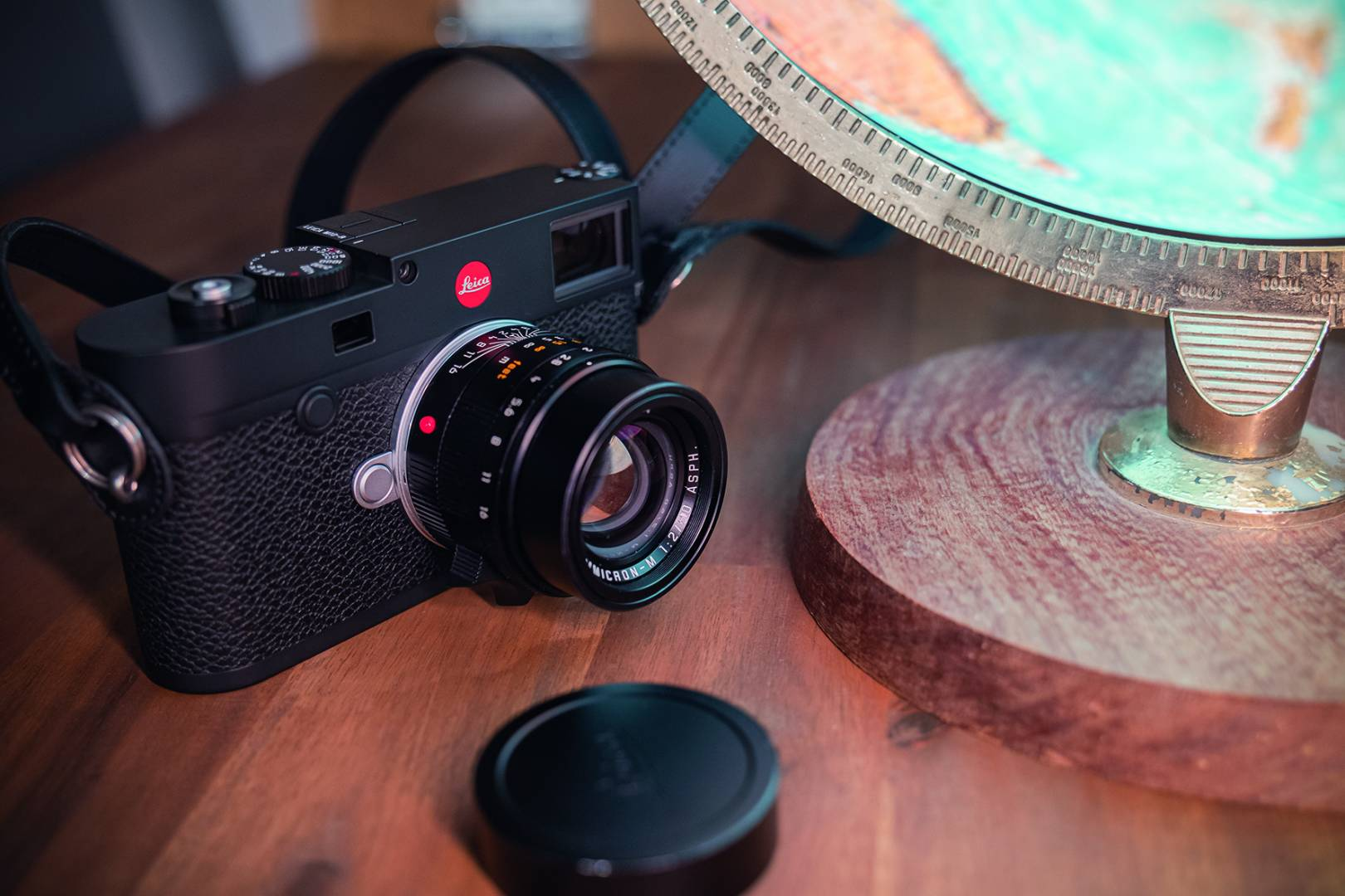 The new M10-R, image courtesy of Leica Camera AG