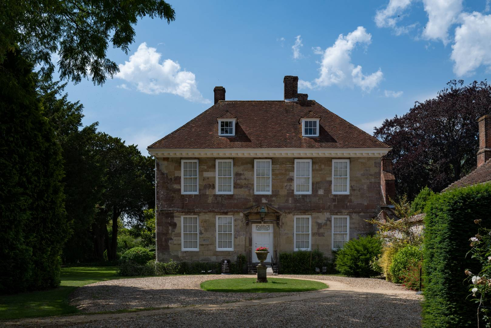 One of the most imposing properties in the cathedral close, Arundells was for home of the former British Prime Minister, Sir Edward Heath. It is open to the public.