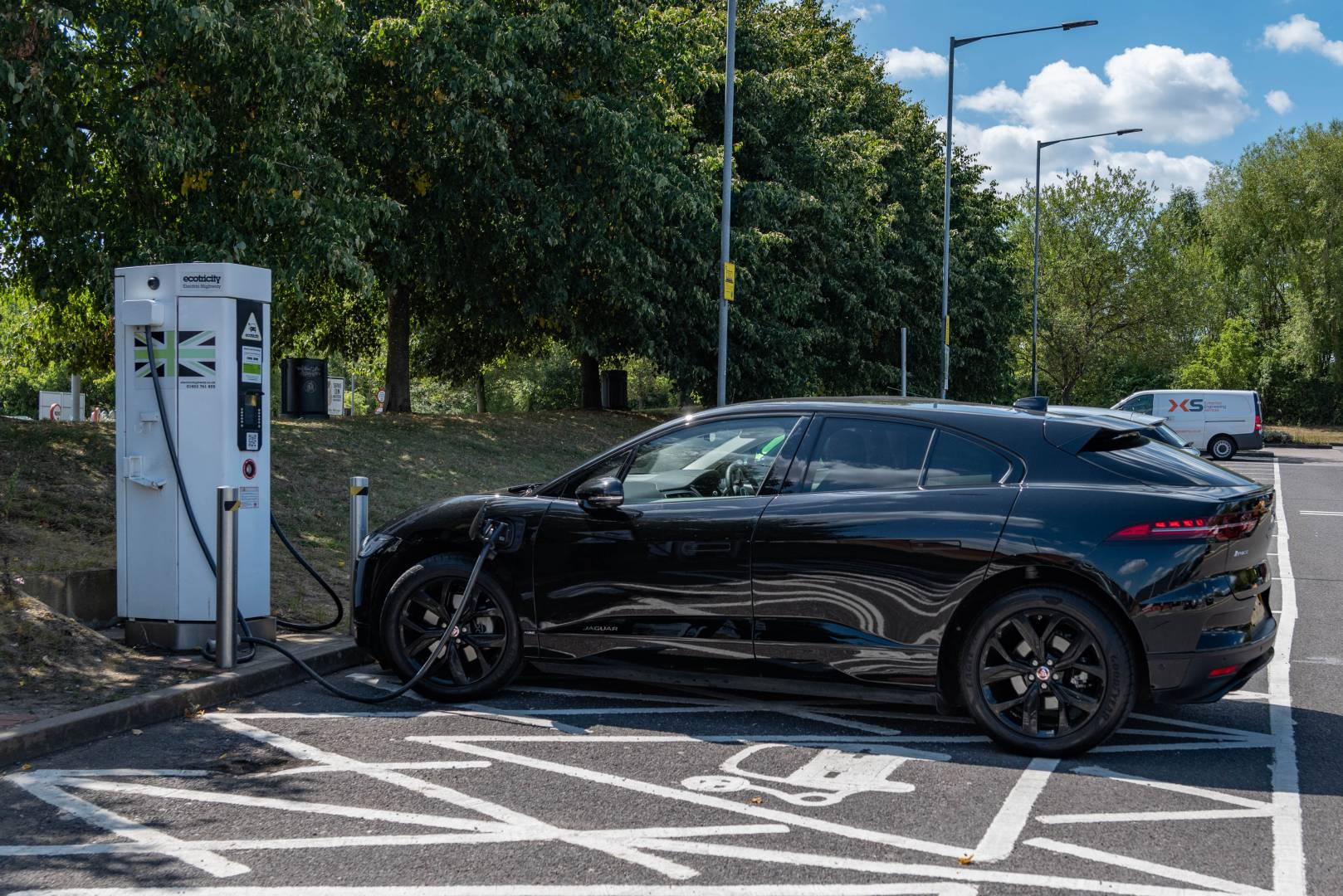 So far I haven't really needed the charging infrastructure, but it's as well to plug in occasionally to get to know the many and varied tricks that are necessary.