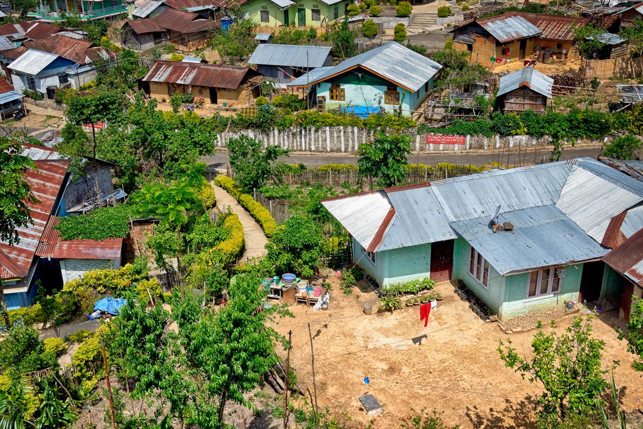 The village of Tseminyu