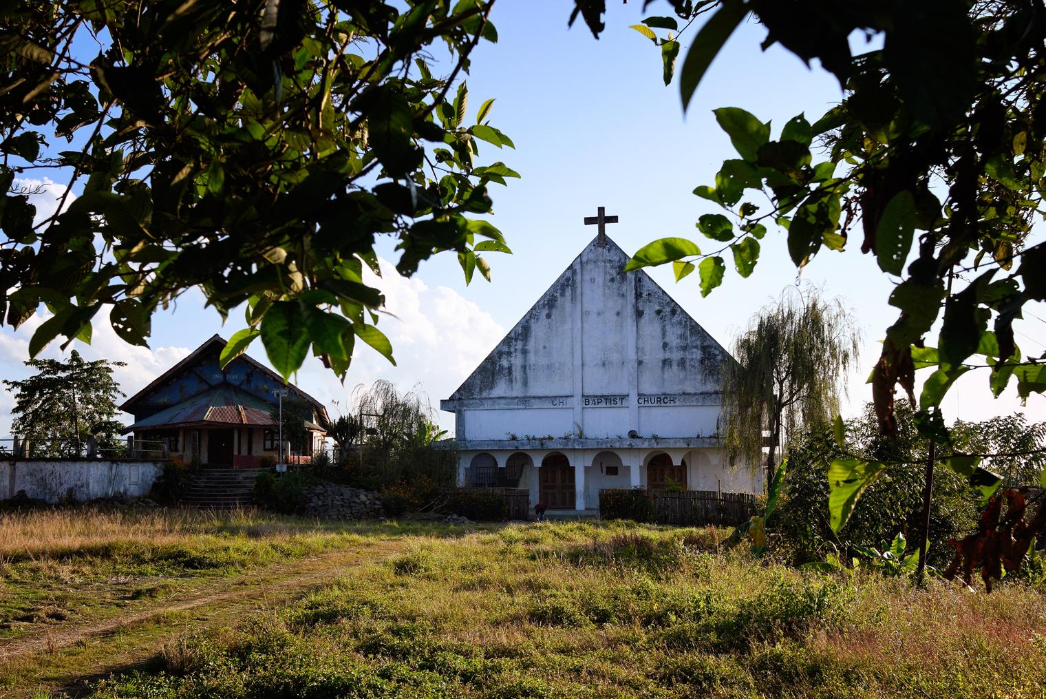 The Baptist Church in Chui